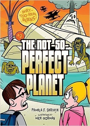 Cover: The Not-So-Perfect Planet