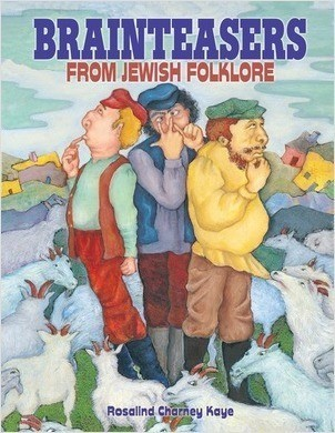 Cover: Brainteasers from Jewish Folklore