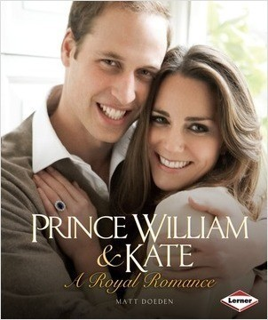 Cover: Prince William & Kate: A Royal Romance