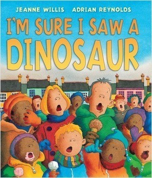 Cover: I'm Sure I Saw a Dinosaur