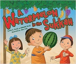 Cover: A Watermelon in the Sukkah