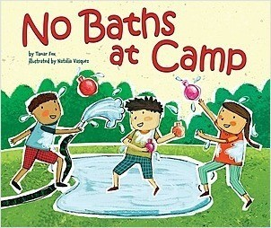 Cover: No Baths at Camp