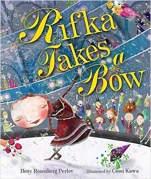 Cover: Rifka Takes a Bow
