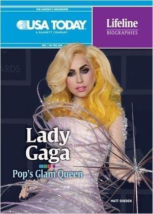 Cover: Lady Gaga: Pop's Glam Queen