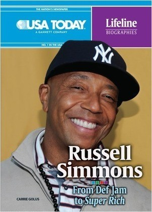 Cover: Russell Simmons: From Def Jam to Super Rich