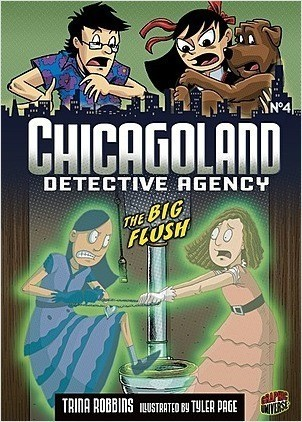 Cover: Chicagoland Detective Agency — eBook Set