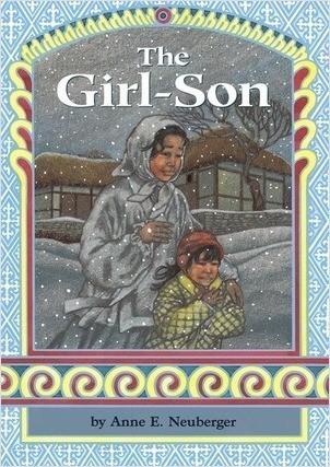 Cover: The Girl-Son