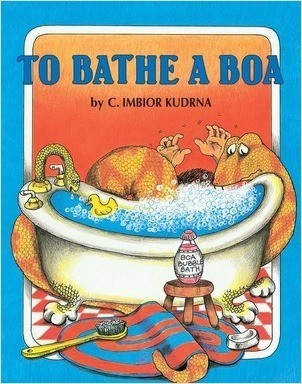 Cover: To Bathe a Boa