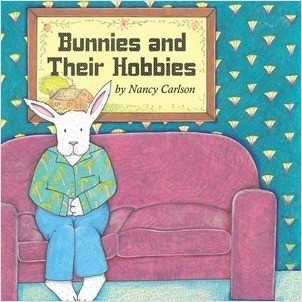 Cover: Bunnies and Their Hobbies