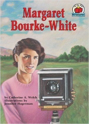 Cover: Margaret Bourke-White