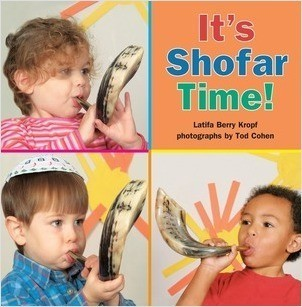 Cover: It's Shofar Time!