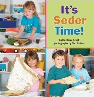 Cover: It's Seder Time!