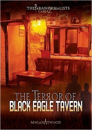 Cover: The Terror of Black Eagle Tavern