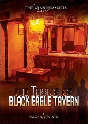 Cover: The Terror of Black Eagle Tavern