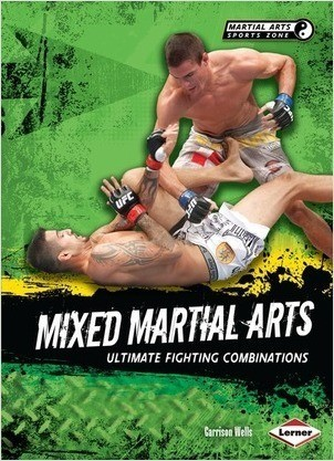 Cover: Mixed Martial Arts: Ultimate Fighting Combinations