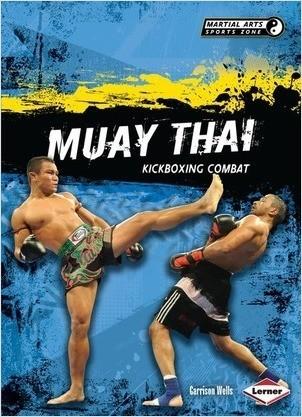 Cover: Muay Thai: Kickboxing Combat