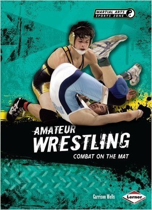Cover: Amateur Wrestling: Combat on the Mat