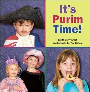 Cover: It's Purim Time!