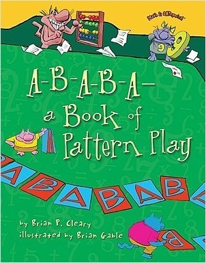 Cover: A-B-A-B-A—a Book of Pattern Play