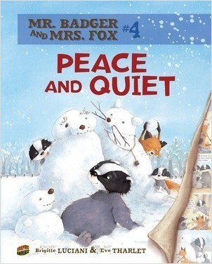Cover: Peace and Quiet: Book 4