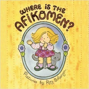 Cover: Where Is the Afikomen?