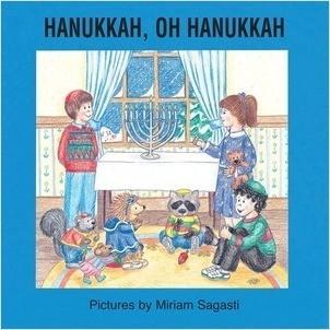 Cover: Hanukkah, Oh Hanukkah!