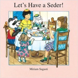 Cover: Let's Have a Seder!