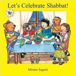 Cover: Let's Celebrate Shabbat!