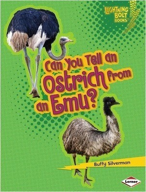 Cover: Can You Tell an Ostrich from an Emu?