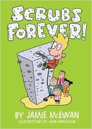 Cover: Scrubs Forever!
