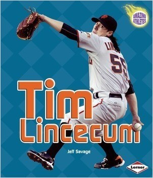 Cover: Tim Lincecum