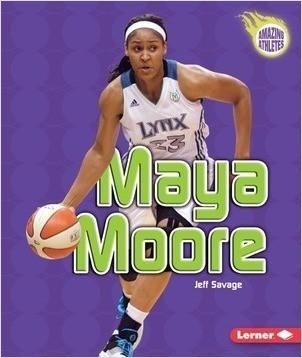 Cover: Maya Moore