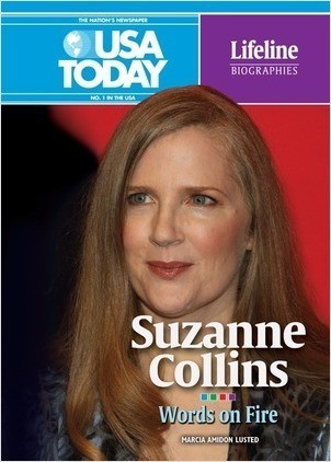 Cover: Suzanne Collins: Words on Fire