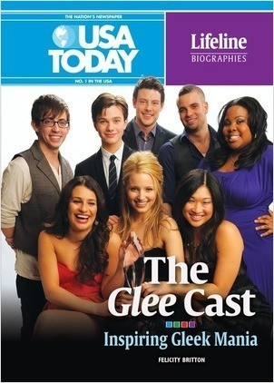 Cover: The Glee Cast: Inspiring Gleek Mania
