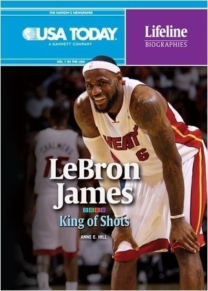 Cover: LeBron James: King of Shots