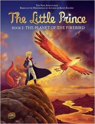Cover: The Little Prince — Paperback Set