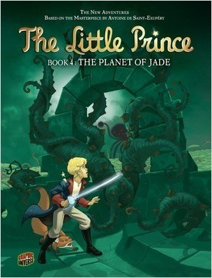 Cover: The Planet of Jade: Book 4