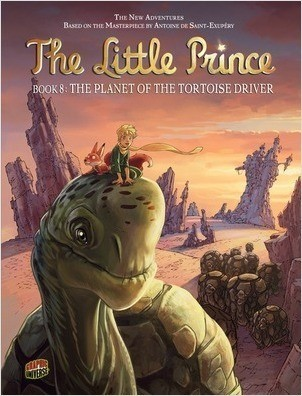 Cover: The Planet of the Tortoise Driver: Book 8