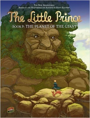 Cover: The Planet of the Giant: Book 9