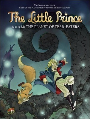 Cover: The Planet of Tear-Eaters: Book 13