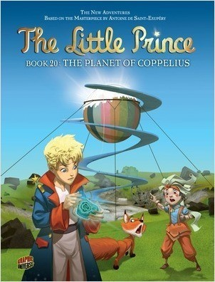 Cover: The Planet of Coppelius: Book 20