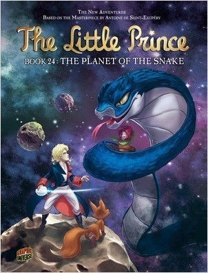 Cover: The Planet of the Snake: Book 24