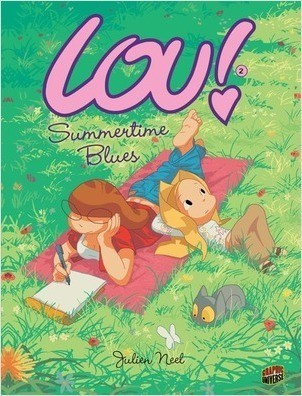Cover: Summertime Blues: Book 2