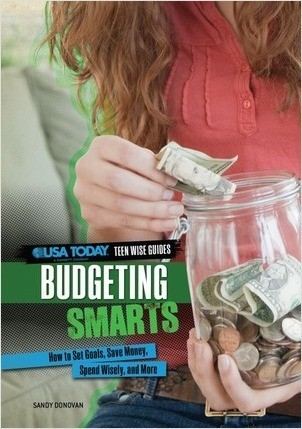 Cover: Budgeting Smarts: How to Set Goals, Save Money, Spend Wisely, and More