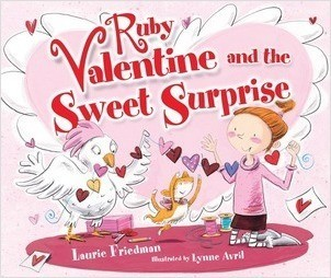 Cover: Ruby Valentine and the Sweet Surprise