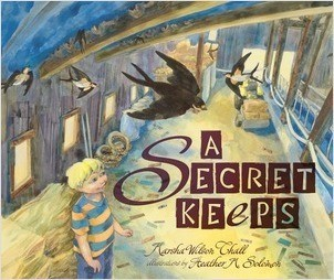 Cover: A Secret Keeps