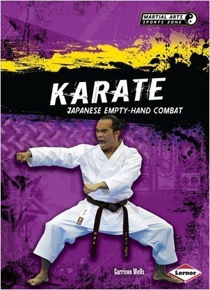 Cover: Karate: Japanese Empty-Hand Combat