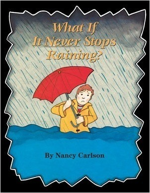 Cover: What If It Never Stops Raining?