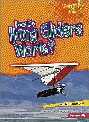 Cover: Lightning Bolt Books ™ — How Flight Works — Interactive Books Set