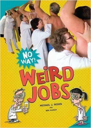 Cover: Weird Jobs